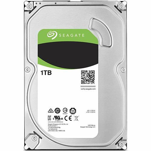 این محصول از شرکت معتبر سییگیت می باشد و دارای ظرفیت 1 ترابایت است و دارای رابط اتصال SATA 3 می باشد ، سرعت دوران این هارد دیسک معادل 7200rpm است و از نظر سرعت دسترسی به اطلاعات درمقایسه با هارد دیسکهای دیگر که دارای سرعت 5400rpm می باشند سریعتر است ، این محصول همانگونه که از نامش پیداست مناسب جهت کاربردهای ذخیره تصاویر و ویدیوهای با کیفیت HD می باشد